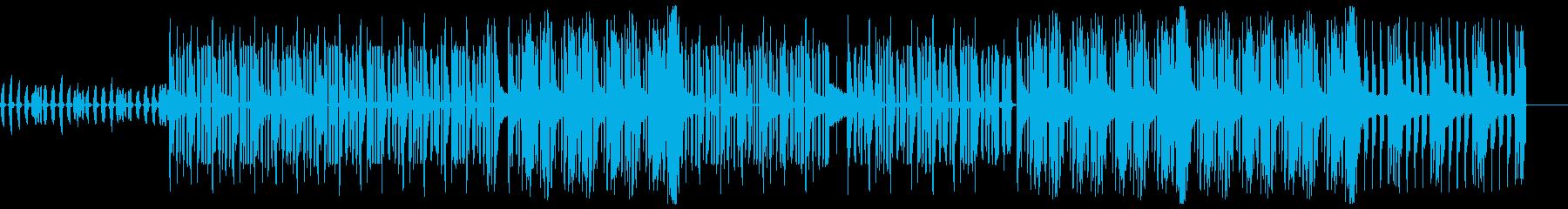ダーク 不気味 ヒップホップ トラップの再生済みの波形