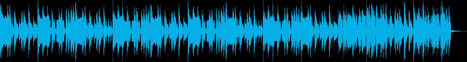 EDMドロップオンリー 08の再生済みの波形