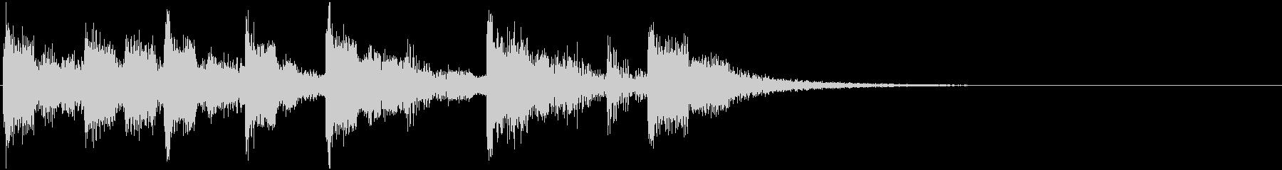 ゲームオーバー/ジングル/中世/ケルトの未再生の波形