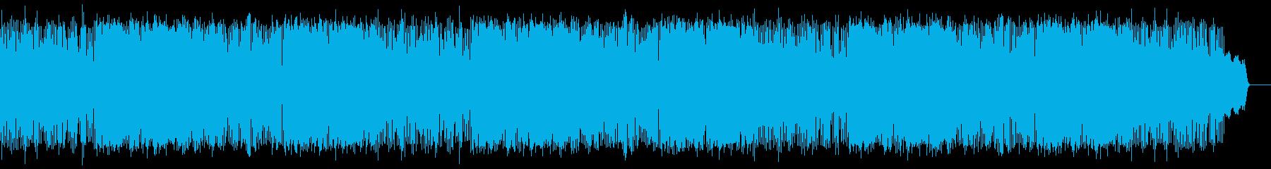 ドラマチックでしっとりと切ない昭和歌謡の再生済みの波形