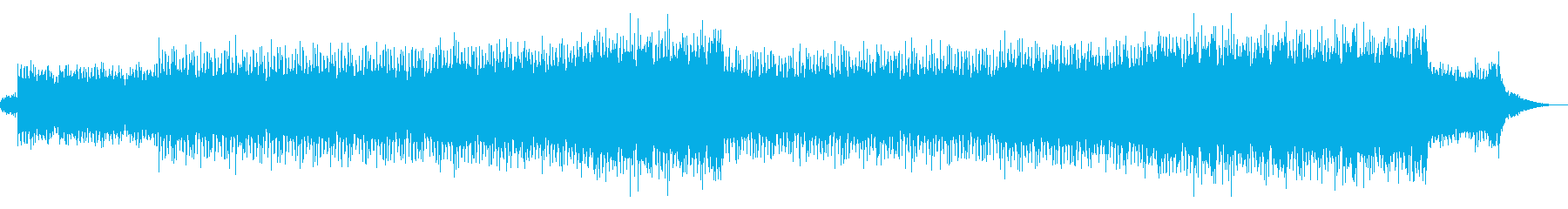 Brave orchestra simple's reproduced waveform