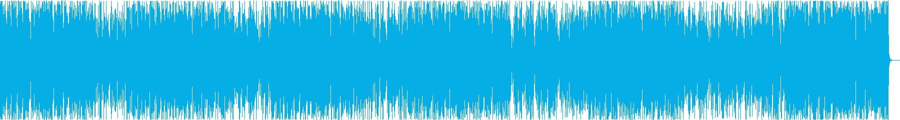 Ikeike / Fast Jazz's reproduced waveform