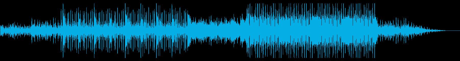 texture7の再生済みの波形