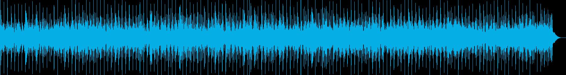 黄昏れの空が似合うほのぼのカントリーの再生済みの波形
