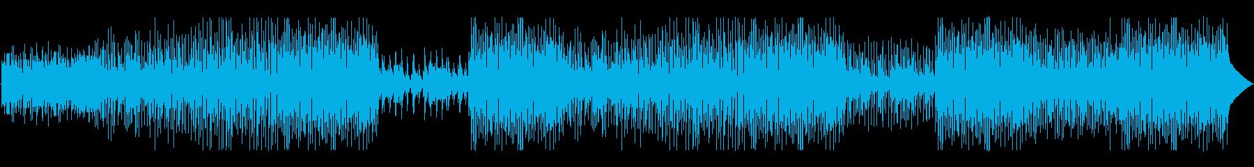 モダンなグルーヴに伝統的なジャズの...の再生済みの波形