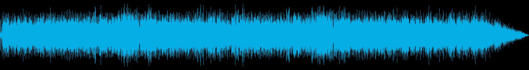 明るく前向きになるインストポップの再生済みの波形