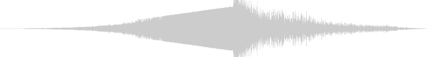 【映画】 シネマティック ライザー 10の未再生の波形