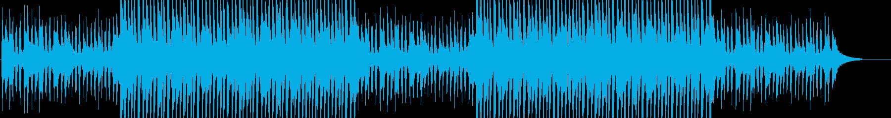 Happy Ukulele 1の再生済みの波形