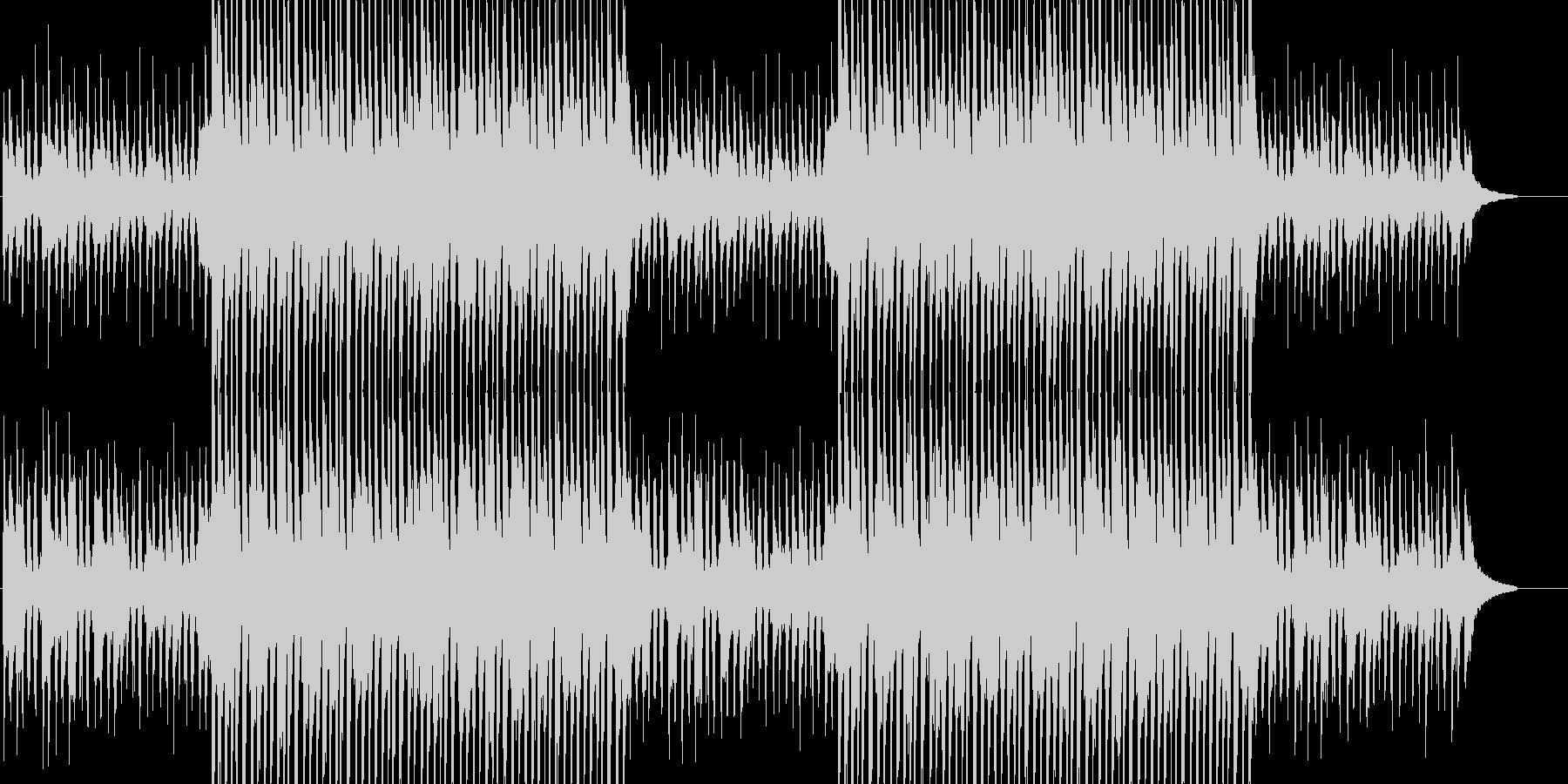 企業VPやCM、口笛、明るいポップロックの未再生の波形