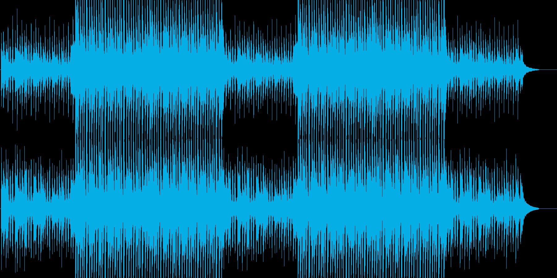企業VPやCM、口笛、明るいポップロックの再生済みの波形