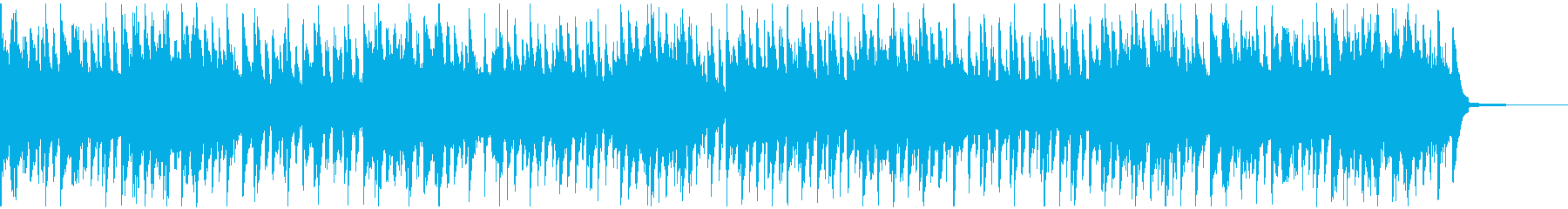 Stylish game BGM's reproduced waveform