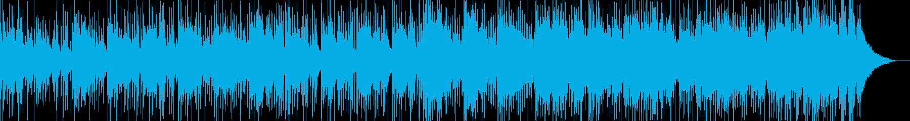 ギターベースのアメリカーナ/ポップ...の再生済みの波形