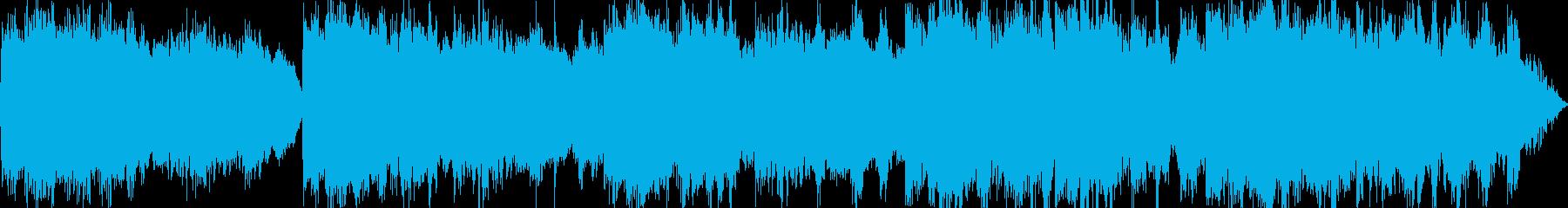未来的なサウンドは、暗いがユーモラ...の再生済みの波形