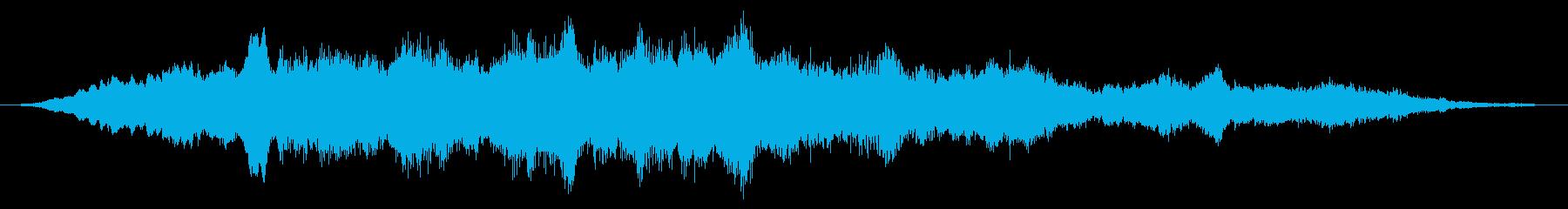 オーケストラ:チューニングの再生済みの波形