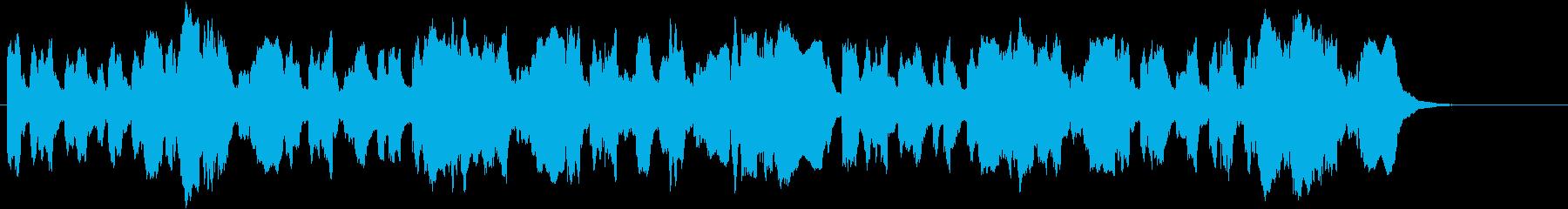 日本陸軍 突撃(出撃)ラッパ  Longの再生済みの波形