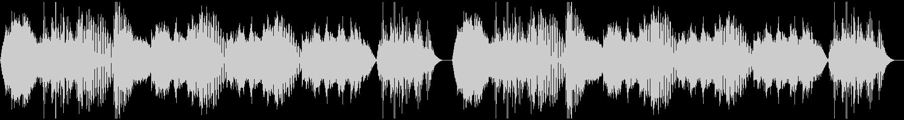 【ホラー/映画/アトラクションBGM】の未再生の波形