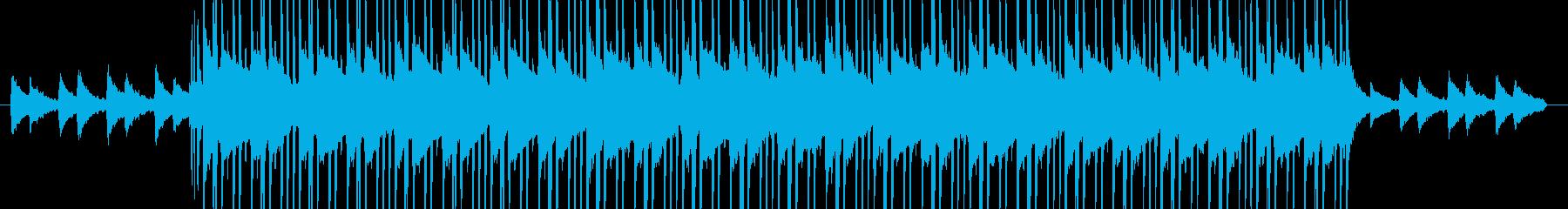 Jazzy Hiphop 1の再生済みの波形