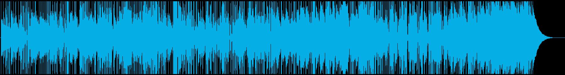 コンタクトの再生済みの波形