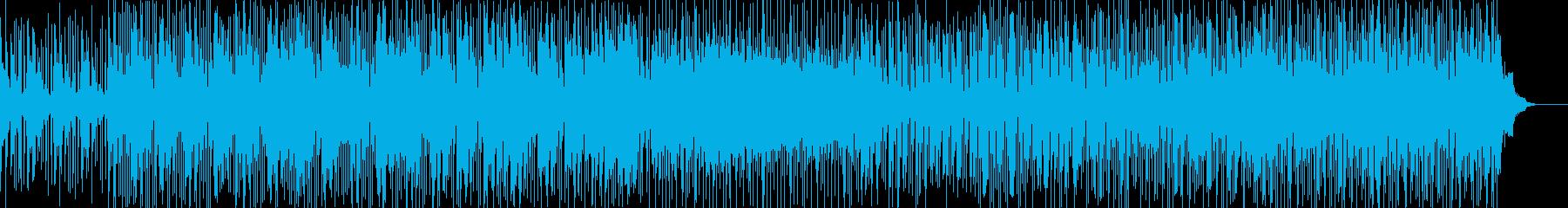 電気楽器。風変わりで夢のようなサウ...の再生済みの波形