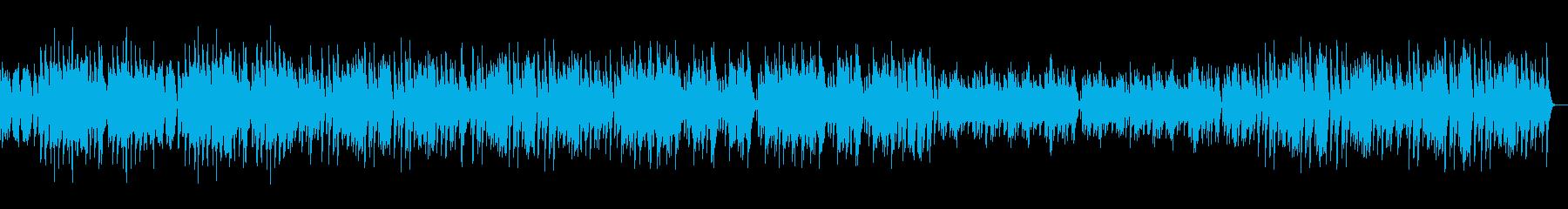 ブリーズ・フロム・アラバマ_オルゴールの再生済みの波形