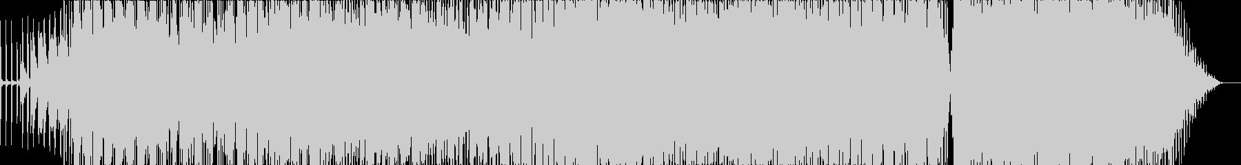FEELの未再生の波形