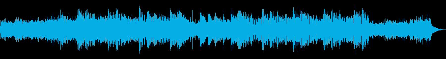 雨!アンビエントLo-fi HipHopの再生済みの波形