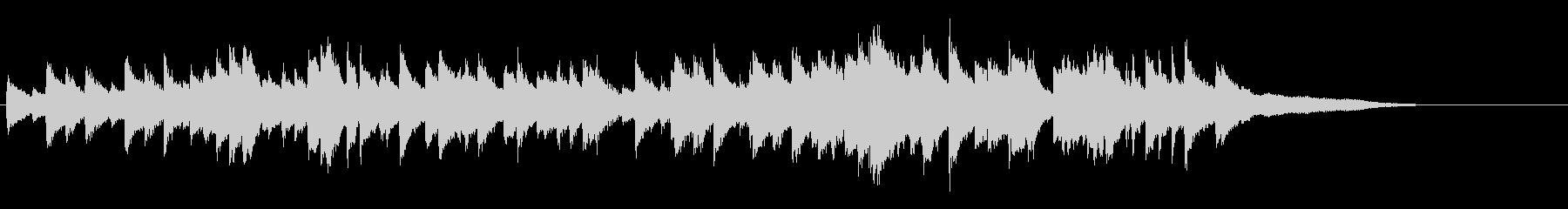 伝説 第2(パデレフスキ)*ピアノ曲の未再生の波形