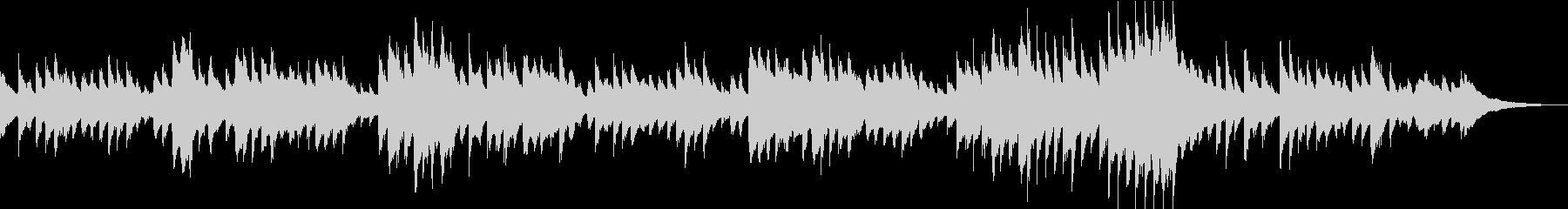 別れの曲/ショパン・アコギの未再生の波形