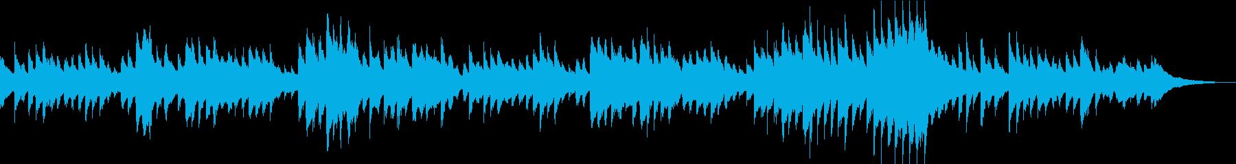 別れの曲/ショパン・アコギの再生済みの波形