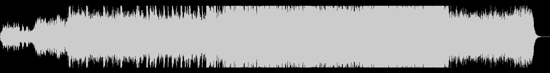 CLASSIC&ELECTRO華麗な融合の未再生の波形