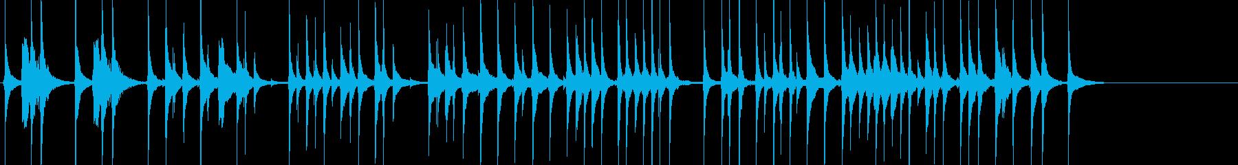 三味線28娘道成寺7日本式レビューショーの再生済みの波形