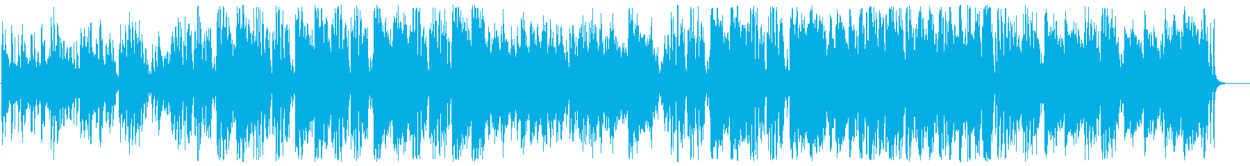 メルヘンで優しいシンセ木琴サウンドの再生済みの波形