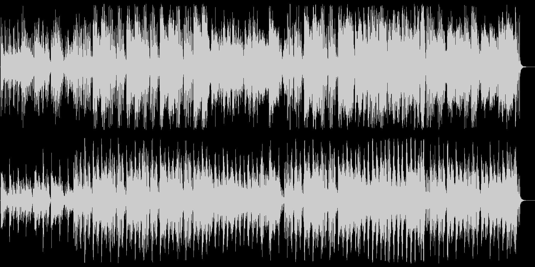 メルヘンで優しいシンセ木琴サウンドの未再生の波形