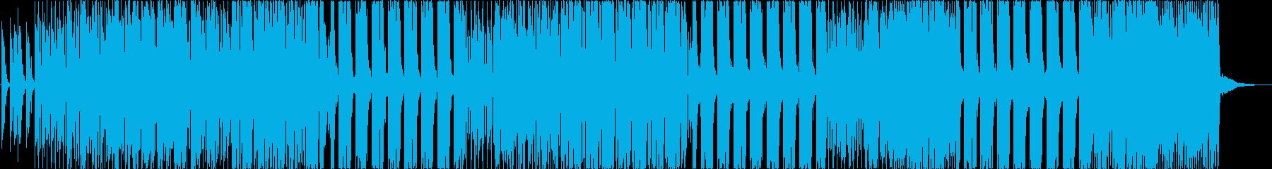 Confused babyの再生済みの波形