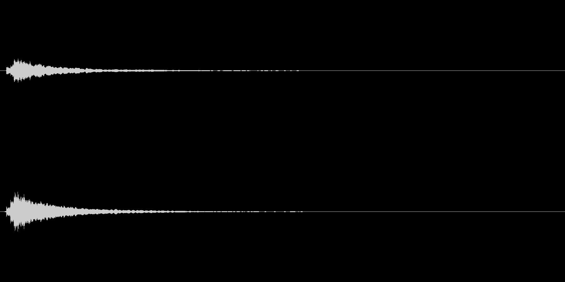 キラキラ系_048の未再生の波形