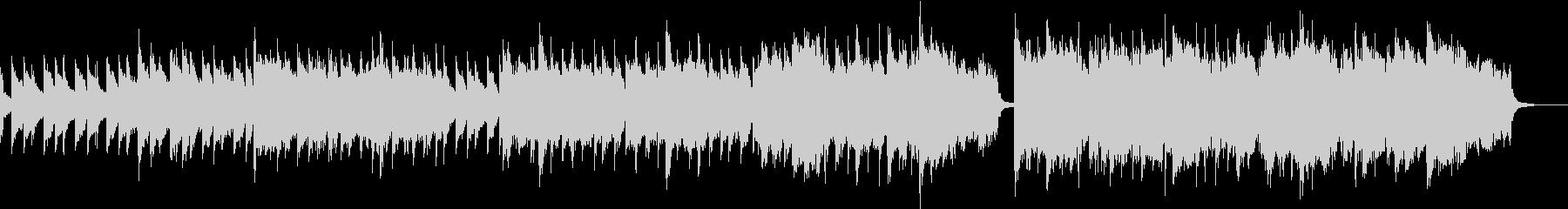 アコーディオンとバグパイプ の明るい楽曲の未再生の波形