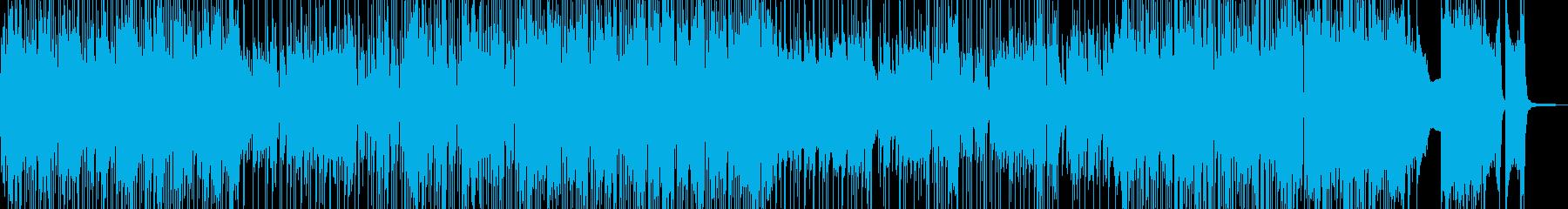 ドライブしたくなるジャズポップ 短尺の再生済みの波形