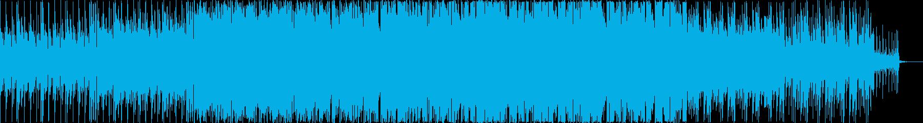 力強い Dubstep 未来 創造 登場の再生済みの波形