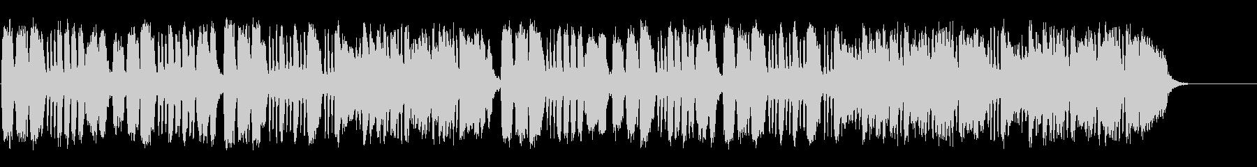 室内楽の夕べの正統派セミクラ風弦楽四重奏の未再生の波形