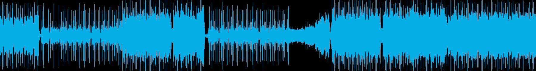 トラップ ヒップホップ 実験的な ...の再生済みの波形