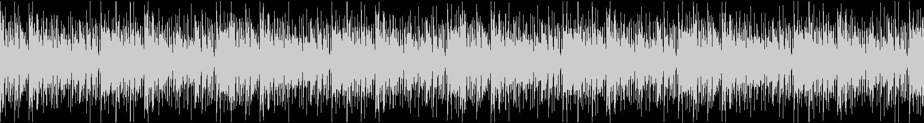 アップテンポな優しいボサノバ(ループ)aの未再生の波形