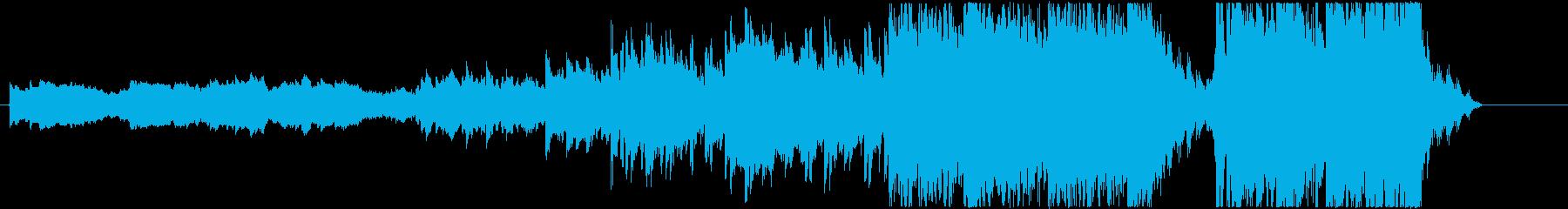 T.V.コンテンポラリーディスカバ...の再生済みの波形