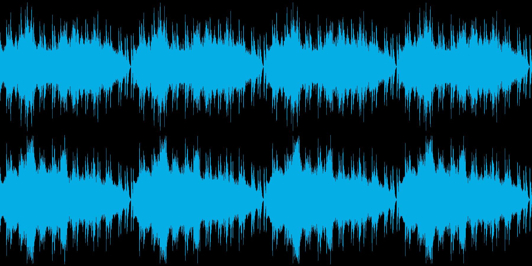 【ラグジュアリー/ストリングスTRAP】の再生済みの波形