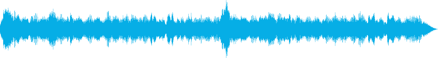 熟睡 宇宙 浮遊 プラネタリウム 科学館の再生済みの波形