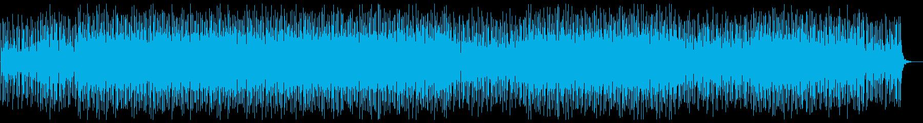【メロ抜】幻想的で壮大なハウス/EDMの再生済みの波形