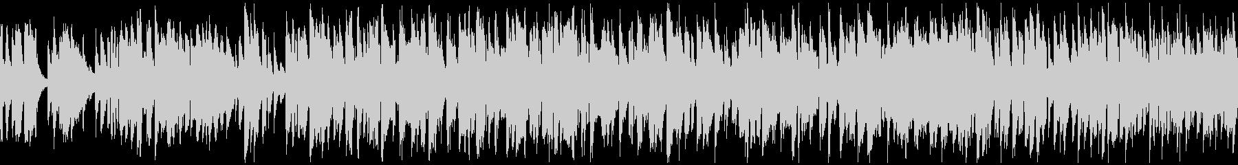 コメディ系のリコーダー曲、脱力※ループ版の未再生の波形
