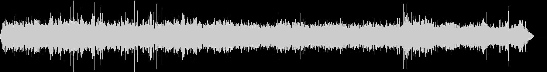 レイクパーク-池-水の声の未再生の波形