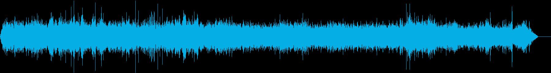レイクパーク-池-水の声の再生済みの波形