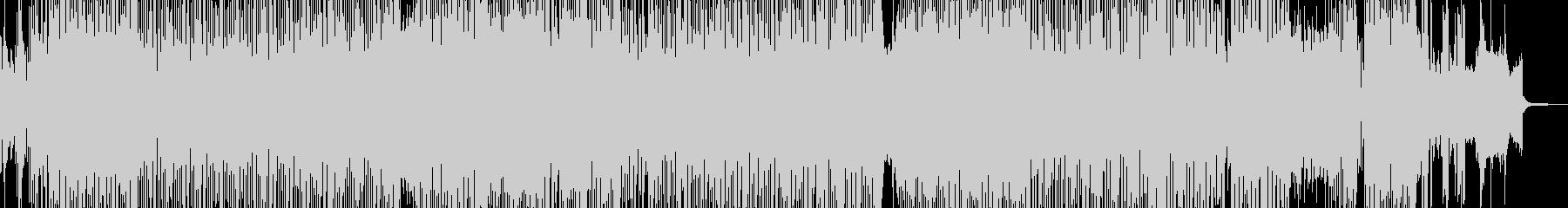 ウクレレ&リコーダー・賑やかなポップ Aの未再生の波形
