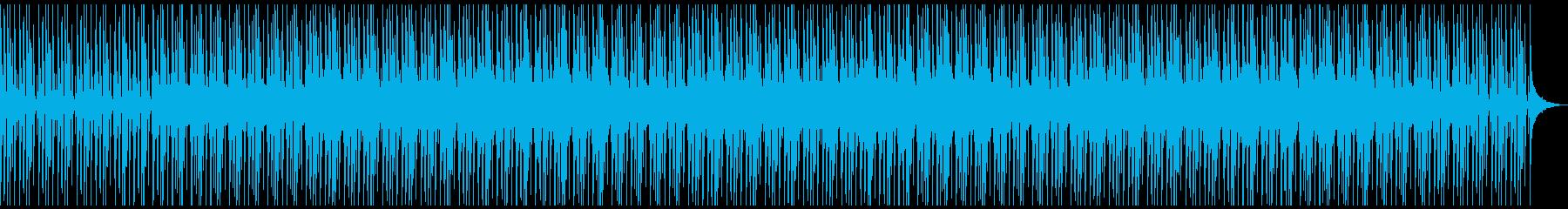 528Hz日常のストレス解放の瞑想曲2の再生済みの波形